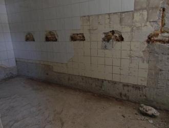 Renovierung Toiletten & Umkleiden 2016