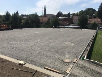 Bauphase Umbau Kunstrasen_2